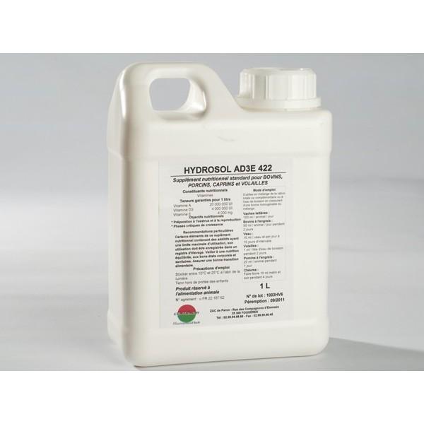Produit de base Vitamine Ad3E Nf (Hydrosol)