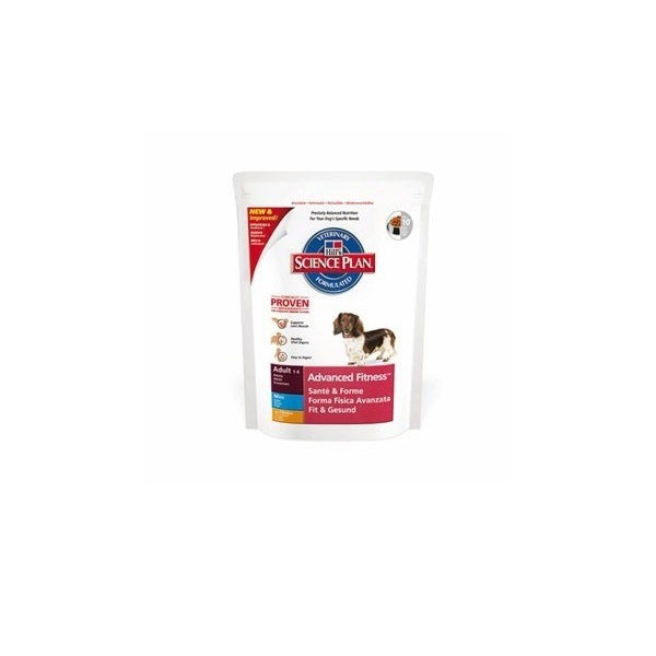 Hill's Pet Nutrition Hill's Science Plan Canine Adult Advanced Fitness Mini Poulet
