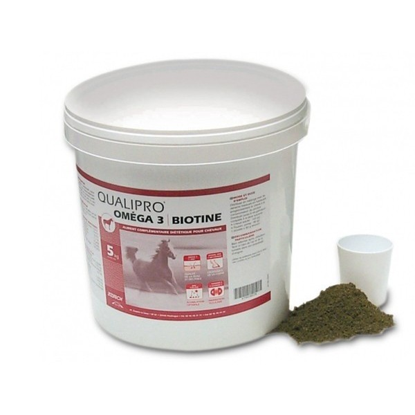 Zootech Bimeda-Zootech Qualipro Omega 3 Biotine