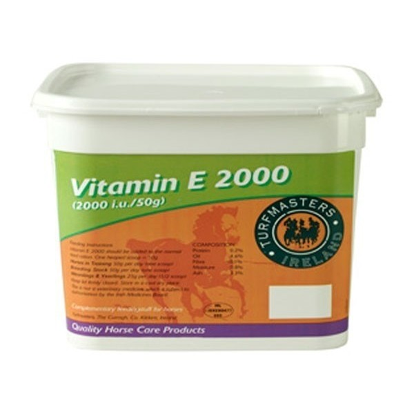 Seoa-Equidarmor Seoa-Equidarmor Vitamine E 2000