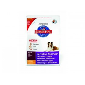 Hill's Science Plan Canine Adult Sensitive Stomach Poulet avec Oeufs