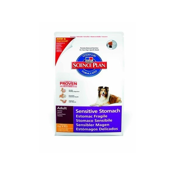 Science Plan Canine Adult Sensitive Stomach Chicken with Egg