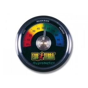 Hygromètre à aiguille pour terrarium