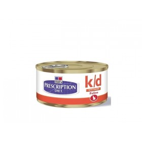 Hill's Prescription Diet Feline k/d Minced with Chicken