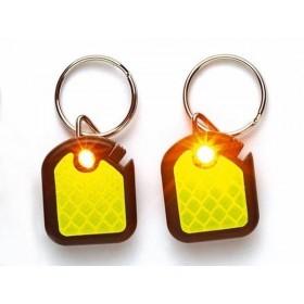 Pendentif avec lumière et réflecteur