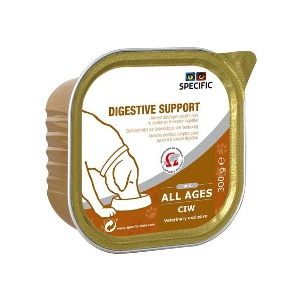 Specific - Dechra Chien CIW Digestive Support All Ages