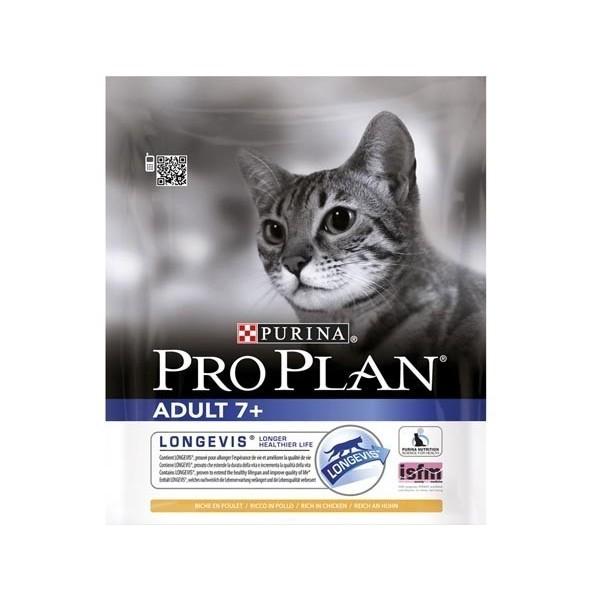 Nestlé Purina Purina Proplan Cat Adult 7+ Poulet