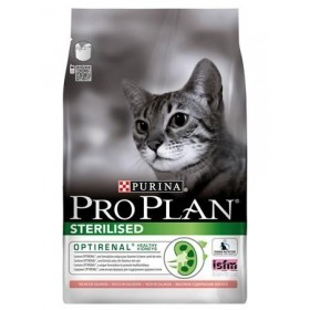 Purina Proplan Cat Sterilised Saumon