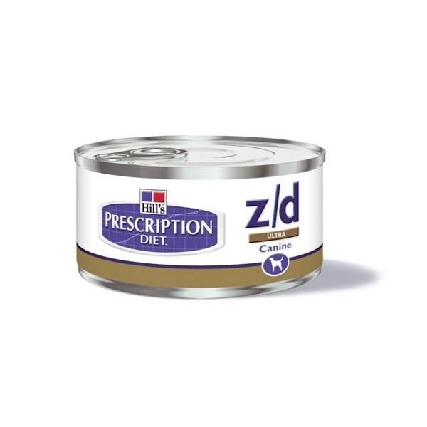 Hill's Pet Nutrition Hill's Prescription Diet Feline z/d ULTRA Allergen-Free