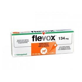 Vetoquinol Flevox Chien Moyen de 10 à 20 kg