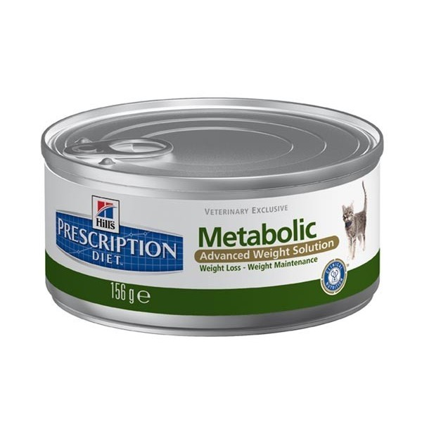 Hill's Pet Nutrition Feline Metabolic