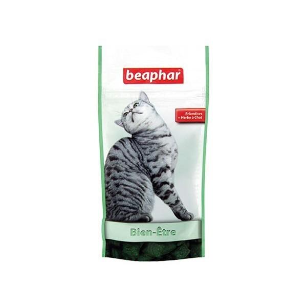 Beaphar Beaphar Friandises Bien Être Chat (A L'Herbe a Chat)