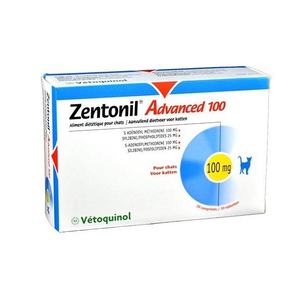 Vetoquinol Vetoquinol Zentonil Advanced 100