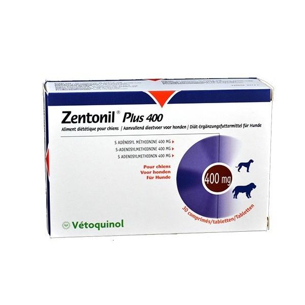 Vetoquinol Vetoquinol Zentonil Plus 400 mg