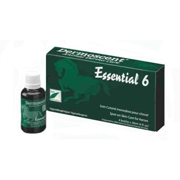 Bimeda-Zootech Bimeda-Zootech Dermoscent Essential 6 Cheval Spot On