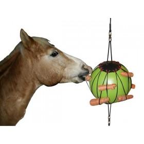 Balle à jouer thérapeutique pour chevaux