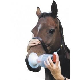 """Aérosol """"Equine Haler"""" pour inhalation"""
