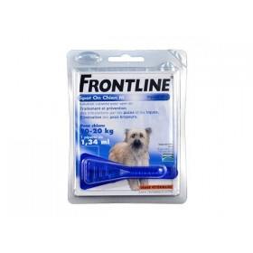Merial Frontline Spot On Chien 10/20 KG