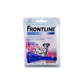 Merial Frontline Spot On Chien 20/40 KG