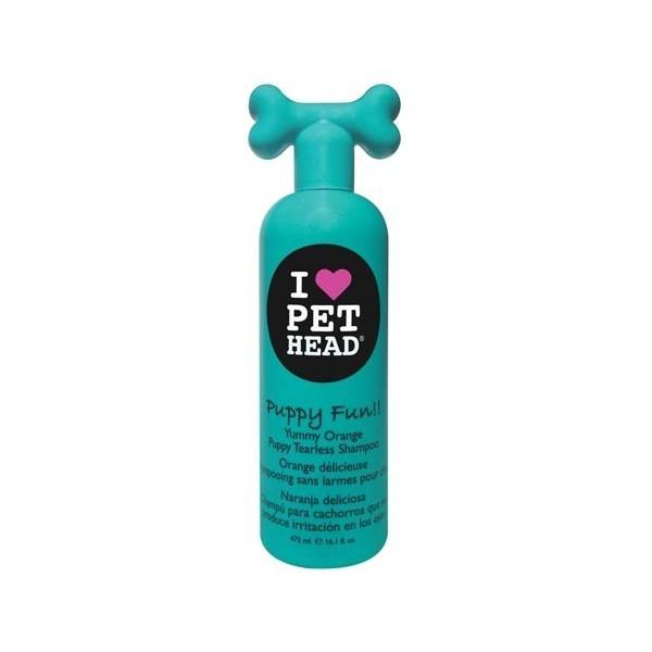 Company of Animals LTD Company Of Animals Shampoing Pet Head Puppy Fun