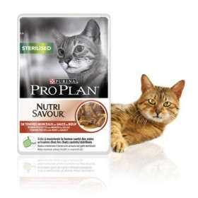 Purina Proplan Cat Sterilised Nutri Savour Poulet