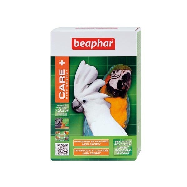 Beaphar Beaphar Care + Perroquets et Cacatoes High Energy