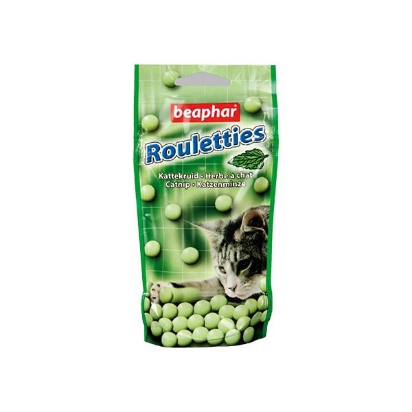 Beaphar Beaphar Friandises Rouletties Chat Herbe a Chat
