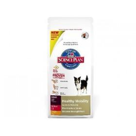 Hill's Pet Nutrition Hill's Science Plan Canine Adult Medium Healthy Mobility avec Poulet