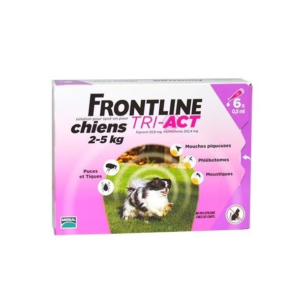 Merial Merial Frontline Tri-Act XS 2-5 kg