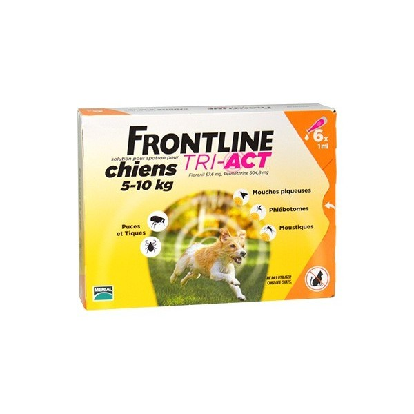 Merial Merial Frontline Tri-Act S 5-10 kg