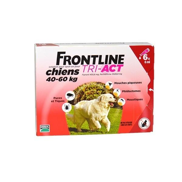 Merial Merial Frontline Tri-Act XL 40-60 kg
