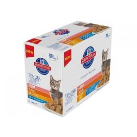 Hill's Science Plan Feline Adult Light pack mixte