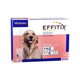 Virbac Effitix Spot On Grand chien de 20 a 40 kg