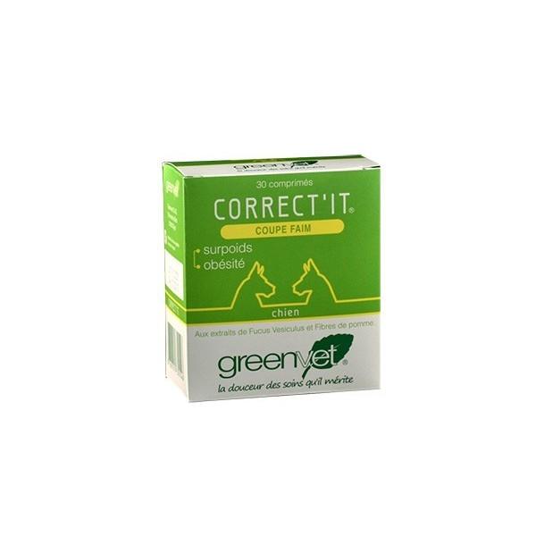 GreenVet Greenvet Correct'it CF Chien