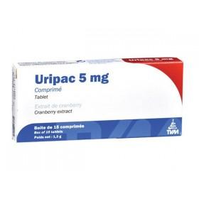 Laboratoire TVM Uripac 5 mg