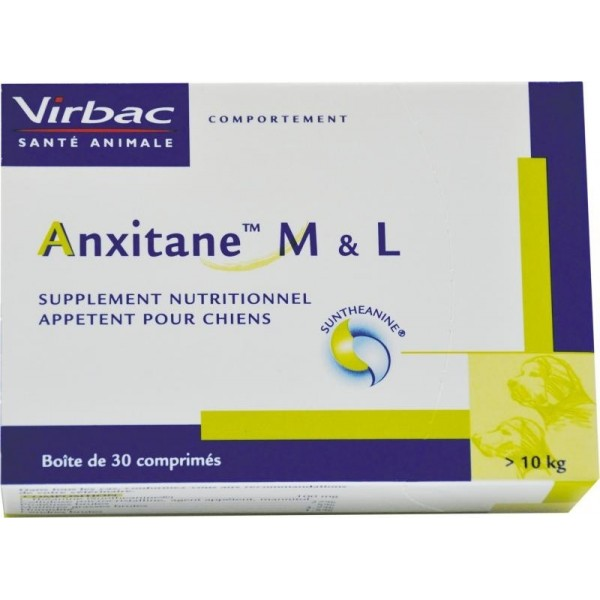Virbac Nutrition Anxitane