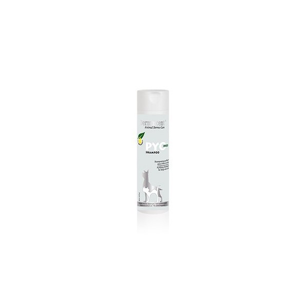 Zootech Bimeda-Zootech Dermoscent Pyoclean Shampoing