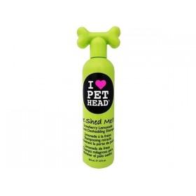 Company of Animals Shampoing Pet Head De Shed Me Anti chute de poils
