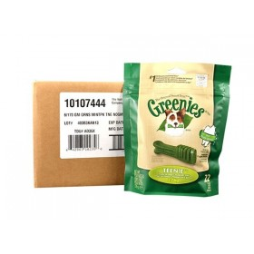Mars Friandises Greenies Teenie pour chien de 2 a 7 kg