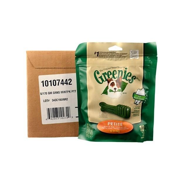 Mars Greenies Small pour chien de 7 a 11 kg