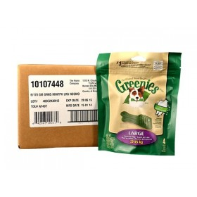 FRIANDISES GREENIES LARGE (22/45 KG)