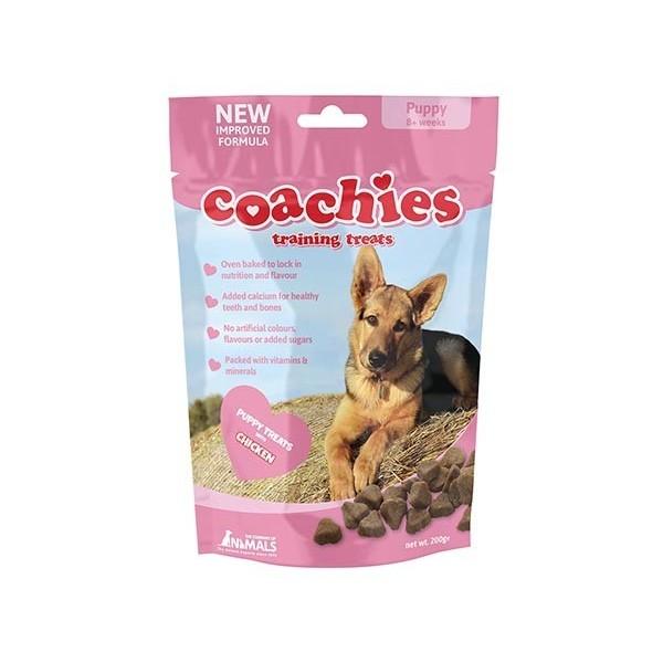Company of Animals LTD Company of Animals LTD Friandises Coachies Puppy Poulet
