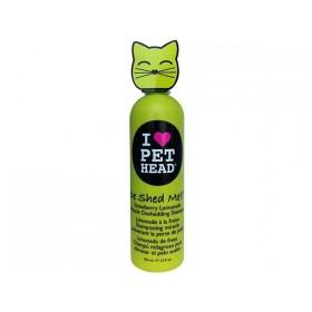 Company of Animals Shampoing Pet Head De Shed Me Anti-chute de poils