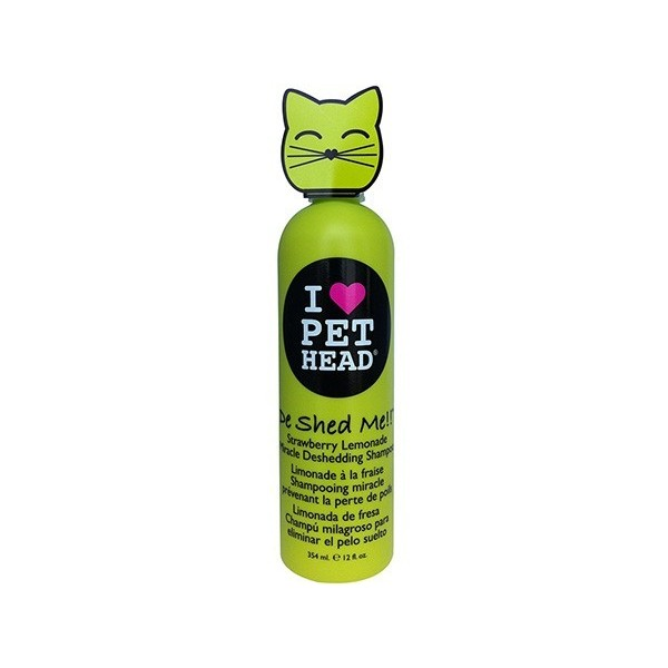 Company of Animals LTD Company of Animals Shampoing Pet Head De Shed Me Anti-chute de poils