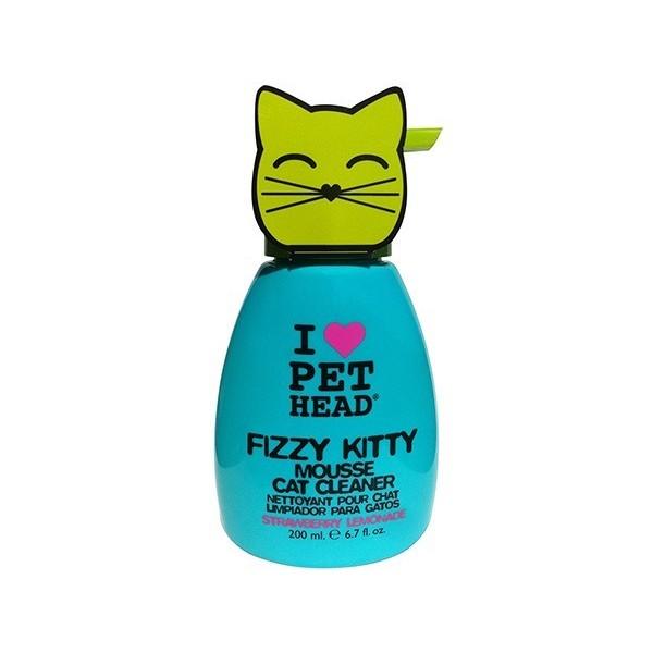 Company of Animals LTD Company of Animals Shampoing sec Pet Head Fizzy Kitty