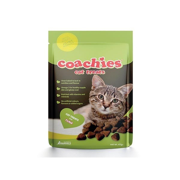 Company of Animals LTD Company of Animals Friandises Coachies chat Joint Mobility