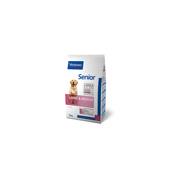 Virbac Nutrition Virbac Veterinary HPM Senior Dog Large & Medium