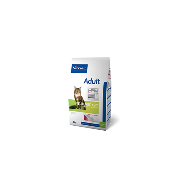Virbac Nutrition HPM Adult Neutered Cat