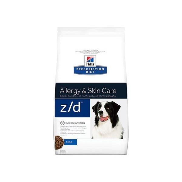 Hill's Pet Nutrition Hill's Prescription Diet Canine z/d Allergy & Skin Care