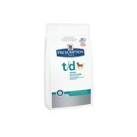 Hill's Pet Nutrition Hill's Prescription Diet Canine t/d